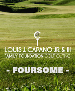 Foursome Capano Foundation Charity Golf Tournament
