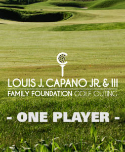 One Player Capano Foundation Charity Golf Tournament