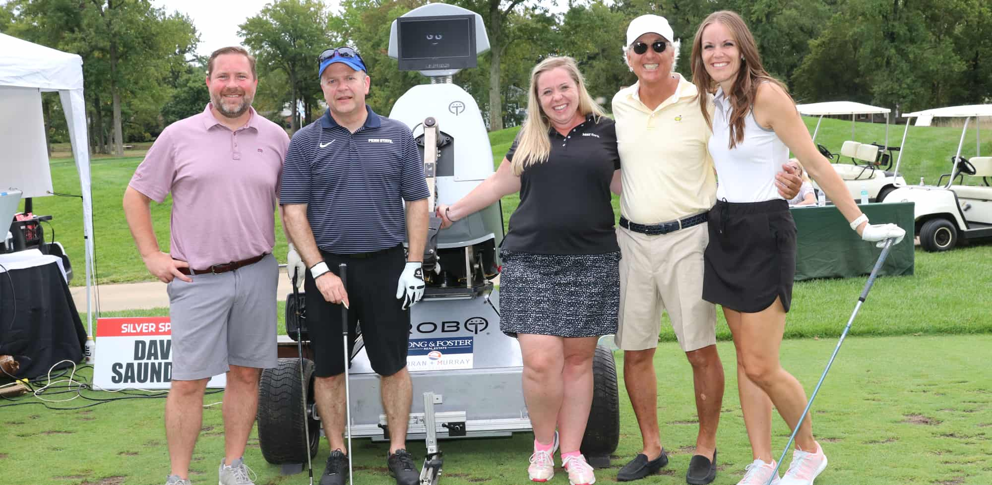 Louis Capano Foundation Charity Event with Robot 2019